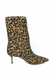 Aquazzura Jaguar Very Boogie 60 Booties