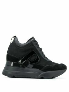 RUCOLINE Ultra Naycer running sneakers - Black