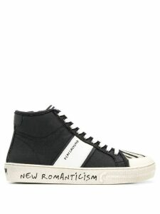 Moa Master Of Arts 'New Romanticism' low-top sneakers - Black