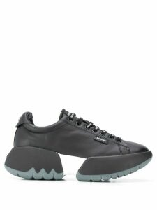 RUCOLINE Tec Nature sneakers - Black