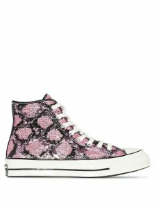 Converse Snakequins Chuck 70 sneakers - PINK