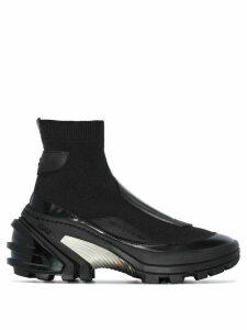 1017 ALYX 9SM high-top sock sneakers - Black
