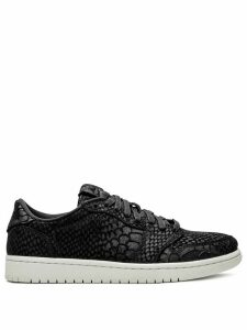 Jordan Air Jordan 1 low-top sneakers - Black