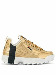 Fila Formation low-top sneakers - GOLD