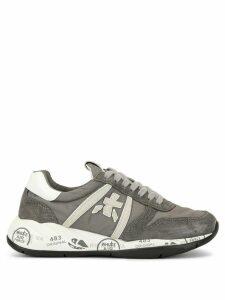 Premiata logo trainers - Grey