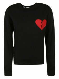 MSGM Broken Heart Sweatshirt