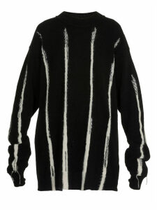 Ann Demeulemeester Blend Wool Sweater
