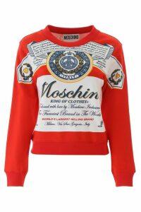 Moschino Budweiser Sweatshirt
