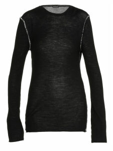 Ann Demeulemeester Wool Sweater