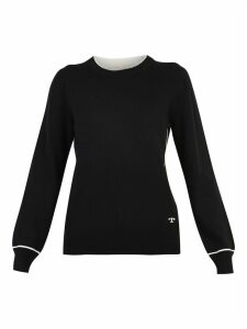 Tory Burch Branded Sweater