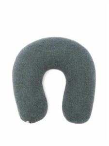 Extreme Cashmere - No.131 Stretch-cashmere Neck Pillow - Womens - Grey