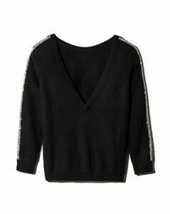 ba & sh Delhia Embellished Sweater