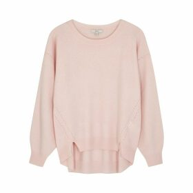 Joie Kyren Light Pink Wool Jumper