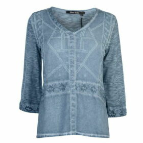 Marc Aurel Marc Embellished Dyed Shirt