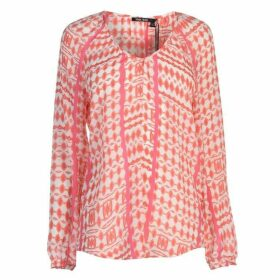 Marc Aurel Marc Print Shirt