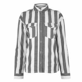 Dr Denim Flow Shirt