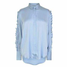 Gestuz Opie Ruffle Shirt