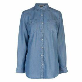 Hilfiger Denim Boyfriend Denim Shirt