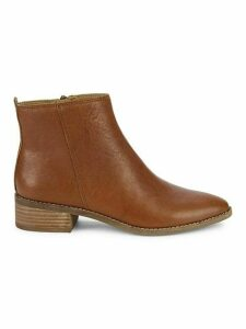 Letrica Leather Booties