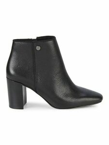 Ramma Leather Booties
