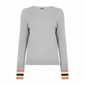 Paul Smith PS Stripe Cuff Knit Ld92