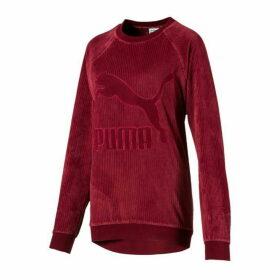Puma Downtown Crew Neck Sweatshirt
