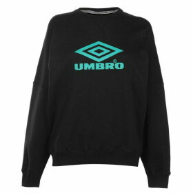 Umbro Logo Crew Neck Sweater