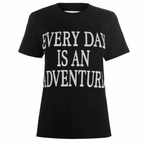 Alberta Ferretti Every Day Is An Adventure T Shirt