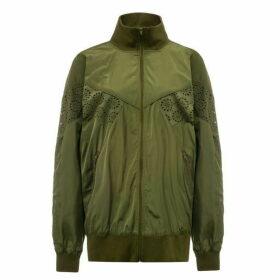 FENTY PUMA by Rihanna Lace Insert Bomber Jacket