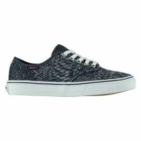 Vans Camden Stripe Canvas Skate Shoes