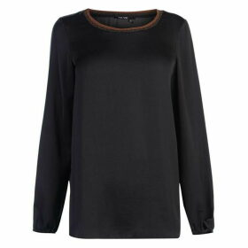 Marc Aurel Marc Trim Blouse