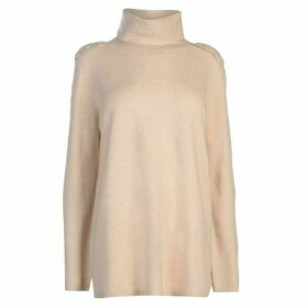Marc Aurel Marc Roll Neck Long Knit Jumper
