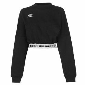 Umbro Batwing Crop Sweater