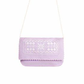Tomcsanyi - Baku Lame Flower Print Dress