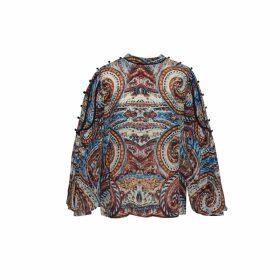 A-line Clothing - Round-Shaped Feminine Shirt