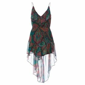 IN. NO - Pale Grey Icelyn Feather Jumper