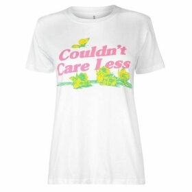 Swallows and Daggers Couldnt Care T Shirt