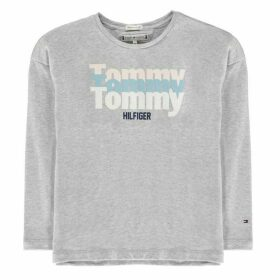 Tommy Hilfiger Essential Long Sleeve T Shirt
