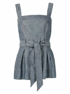 Andrea Marques ANDREA MARQUES TOPALCASCOMRECORTES DENIM - Grey