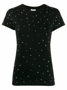 P.A.R.O.S.H. crystal studded T-shirt - Black