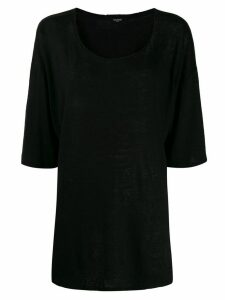 Balmain relaxed T-shirt - Black