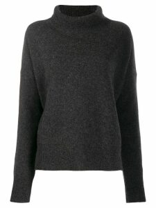 Zadig & Voltaire Brigit turtleneck sweater - Black