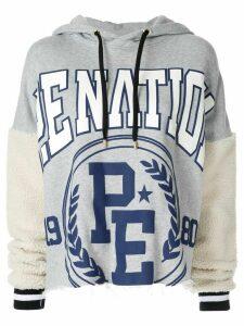P.E Nation Collegiate Squad hoodie - Grey