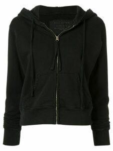 Nili Lotan zip-up hoodie - Black