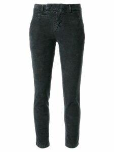 Lorena Antoniazzi high-rise skinny-fit trousers - Blue