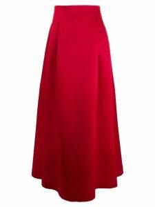 Styland long ball skirt - Red