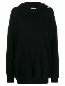 Styland oversized hoodie - Black