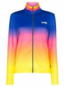 Colmar gradient print ski fleece jacket - Multicolour