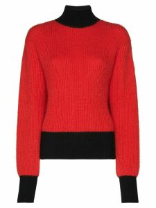 Fusalp Muzelle turtleneck jumper - Red