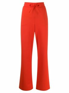 Dorothee Schumacher high rise flared trousers